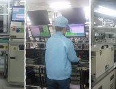 """""""اليوم السابع"""" داخل مصنع OPPO بالصين.. رحلة الهاتف الذكى من الإنتاج حتى وصوله بين يديك.. الشركة تعتمد على 3 مراحل مهمة فى التصنيع.. و8 اختبارات شاقة للتأكد من كفاء الهاتف وجودته قبل الإطلاق الرسمى"""