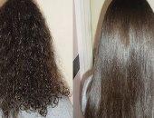 وصفات لتنعيم الشعر هتحقق نتائج فعالة فى وقت قصير
