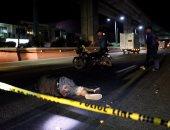 بالصور.. بطلقة فى الرأس.. شرطة الفلبين تصفى تجار المخدرات علنا فى الشوارع