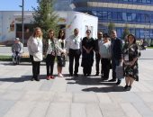 مباحثات مصرية جورجية فى كازخستان للتعاون فى مجال الطاقة