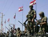 الجيش اللبنانى: ضبط متهمين شاركا فى الاشتباكات المسلحة بالجبل