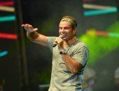 عمرو دياب يحيى حفلا غنائيا ضخماً باليونان 26 يوليو