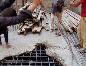 محافظ الإسكندرية: محاربة البناء المخالف وتحويل المقصرين للنيابة