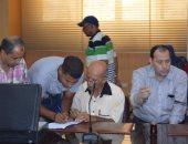 بالصور .. تسليم 25 شقة لأسر منشية فؤاد بمدينة كفر الشيخ