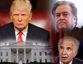 """تسرب رجال """"ترامب"""" من البيت الأبيض.. 12 مسئولا غادروا مناصبهم خلال 7 أشهر من ولاية الرئيس الأمريكى.. أخرهم """"كبير المستشارين الاستراتيجيين"""" ومستشار """"ضبط أسواق المال"""".. والتورط فى اتصالات مع روسيا أبرز الأسباب"""