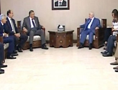 أحمد الوكيل: رجال الأعمال المصريون حريصون على التعاون في إعادة اعمار سوريا