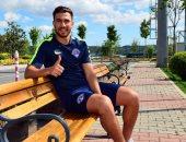 تريزيجيه: حياتى فى تركيا تدريبات ومباريات وقعدة فى البيت
