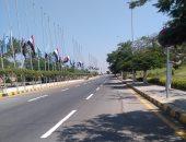 فتح استراحة الرئاسة بمطار القاهرة استعدادا لوصول رئيس الصومال