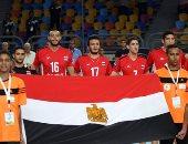 منتخب الطائرة يهزم المغرب 3 / 1 ويتأهل لربع نهائي بطولة إفريقيا