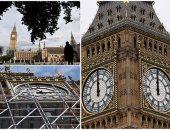 خبراء: برج بيج بن فى لندن تضرر من قنابل النازى أكثر مما كان متصورا من قبل