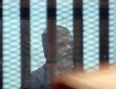 بالصور.. بدء إعادة محاكمة مرسى و 27 آخرين باقتحام السجون