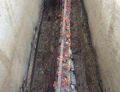 استخراج 1060 قطعة خشبية لمركب خوفو الثانية وترميم 1030