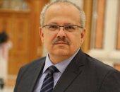 رئيس جامعة القاهرة: قصر العينى يعالج 7 مليون و 300 ألف مريض سنويا