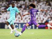الهلال يتعادل سلبيا مع العين بربع نهائى دوري أبطال آسيا
