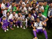 ريال مدريد يتصدر تصنيف الاتحاد الأوروبى للموسم الرابع على التوالى