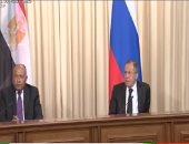 لافروف: وصلنا لمراحل متقدمة مع مصر بشأن إنشاء محطة الضبعة النووية