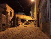 بالصور.. مصرع امرأة جراء زلزال قوته 3.6 درجات ضرب جزيرة إيشيا الإيطالية