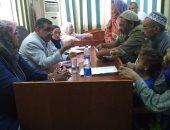حى حلوان يزيل تعديات على أملاك الدولة ويعقد لقاء جماهيريا مع المواطنين