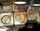 ضبط 165 طن جبن مجهول المصدر خلال حملة تموينية مفاجئة بالبحيرة