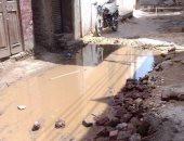 """استجابة لـ""""سيبها علينا"""".. القابضة: المياه فى شوارع سمنود جوفية وتم كسحها"""