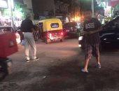 """""""مرور الجيزة"""" تحرر 355 مخالفة متنوعة بقطاع أكتوبر"""