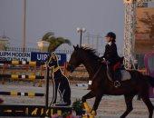 مصر تتقدم للمركز الثالث فى منافسات تتابع السيدات ببطولة الخماسى الحديث