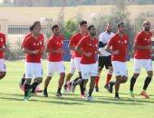 بالصور .. التدريب الثالث لمنتخب مصر استعداداً لأوغندا