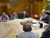 محافظ الإسماعيلية: فتح جميع المجازر فى 17 منطقة للذبح مجانا للمواطنين فى العيد