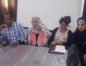 بالصور.. قصر ثقافة المنيا يناقش صحة المراهقين