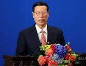 نائب رئيس مجلس الدولة الصينى يصل إلى الخرطوم فى زيارة رسمية لمدة يومين