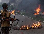 الشرطة الهندية: مقتل ضابط شرطة وإصابة 4 آخرين برصاص انفصاليين
