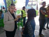 سحر عبد الحق: جهاز الكرة النسائية لديه خطة لاكتشاف المواهب بجميع المحافظات