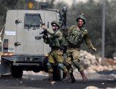 قوات الاحتلال الإسرائيلى تداهم شققا سكنية فى حى عين منجد برام الله
