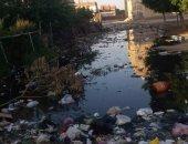 بالصور.. مياه الصرف الصحى تدخل منازل القنطرة شرق بالإسماعيلية