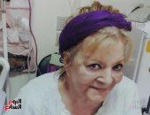 خاص بالصوت.. استمع لأهم رسائل نادية لطفى حول أزمتها الصحية وأمنياتها بالعام الجديد
