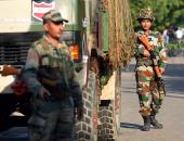 الهند تعلن حالة تأهب أمني قصوى لإحباط عمليات مسلحة في نيودلهي