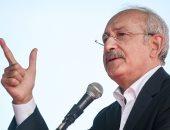 زعيم حزب الشعب الجمهورى: تركيا تعيش أزمة اقتصادية والسبب قطر وأردوغان