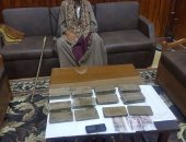 القبض على مسجل خطر فى الأميرية بحوزته 250 جرام حشيش و50 قرصًا مخدرًا