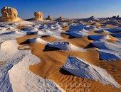 فوتوسشين برعاية مصور عالمى يبرز جمال وسحر الصحراء الغربية