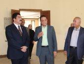 رئيس جامعة بنى سويف:إجراء تحليل فيروس سى لطلاب الأمتياز بالكليات الطبية