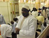 بالصور.. رئيس جمهورية جامبيا يزور المسجد النبوى
