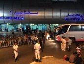 سلطات المطار ترحل 29 إفريقيا إلى بلادهم لإقامتهم غير الشرعية بالبلاد