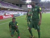 بالفيديو.. تعادل إيجابى بين الإمارات والسعودية فى الشوط الأول