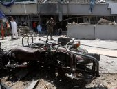 مقتل 12 على الأقل من الشرطة الأفغانية فى انفجار سيارة بقندهار