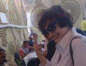 حسن كامى وسميرة أحمد والعلايلى فى عمومية الجزيرة للتصويت على اللائحة