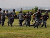 طوكيو تجرى أول تدريب لمواجهة هجوم بالصواريخ من كوريا الشمالية