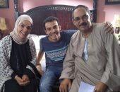 """كمال أبو رية داعشى يتزوج من منى عبد الغنى فى """"أفراح إبليس 2"""""""