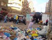 قارئ يشكو المواقف العشوائية فى العصافرة بالإسكندرية