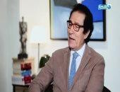 """فاروق حسنى: الحديث عن تزييف قلادة نجيب محفوظ """"مراهقة"""" والذهبية لرؤساء الدول"""