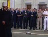 الرئيس السيسى يهنئ الشعب المصرى بحلول عيد الأضحى